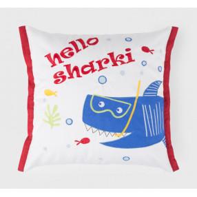 Декоративна калъфка SHARKU