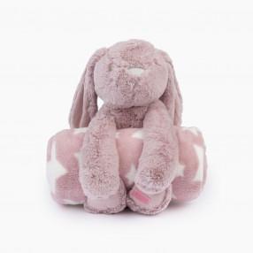 Плюшена играчка с одеяло Conepla