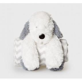 Плюшена играчка с одеяло Bobypla