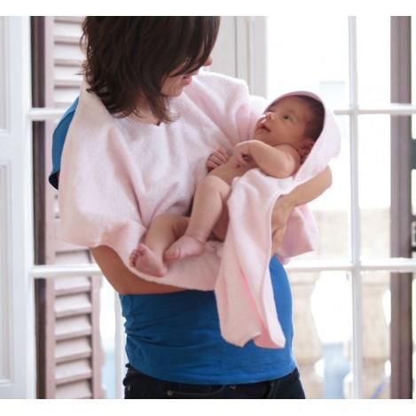 Бебешка кърпа за баня Deltoa