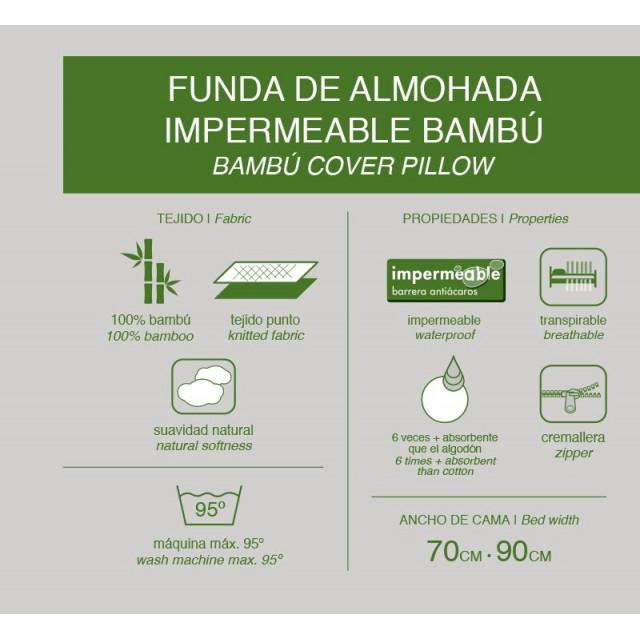 Протектор за възглавница Bambu