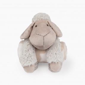 Плюшена играчка с одеяло Rospla