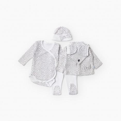 Комплект за изписване на новородено Conji